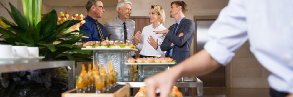 How to Decide Catering Menu for Your Corporate Event
